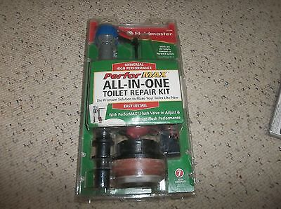 Fluidmaster Universal All In One Toilet Repair Kit 400ARHRK. NEW /OTHER