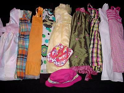 Used Baby Toddler Girl Dress 5T 6T Spring Summer Clothes Lot