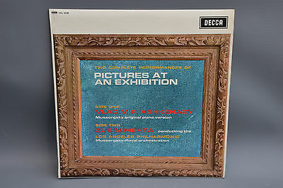 Decca SXL 6328 wide band ED2, 2x Pictures at an Exhibition, Ashkenazy and Mehta