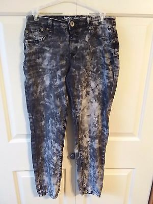 Justice Girls Jeans  Size 14 1/2