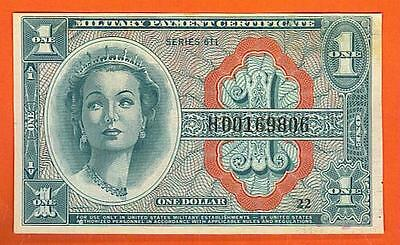 $1.00 MPC *Series 611* -AU- REPLACEMENT Note!