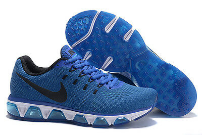 Nike Air Max Tailwind 8 Blue Running Shoes Men Size 10 New!