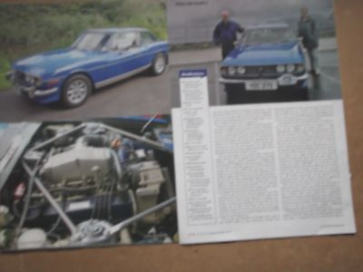 Triumph Stag - Rover V8 Powered