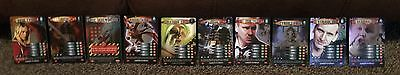 Lot 2 Of 10 Doctor Who Battles In Time Rare (R) Shiny Exterminator Cards