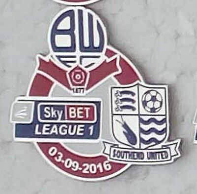 Bolton Wanderers -  Southend United