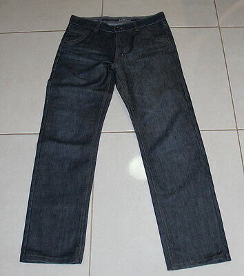 """Mens size 32"""" straight leg denim jeans made by F&S"""