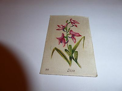 SILK CIG CARD. SOUTH AFRICAN FLOWERS,(second series) No95.