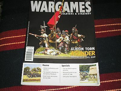 Wargames Soldiers And Strategy Issue 87 English Civil War Ecw Ancients Ww2