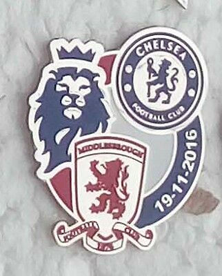 Chelsea - Middlesbrough
