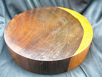 Heavy Antique Chinese Hardwood Stand
