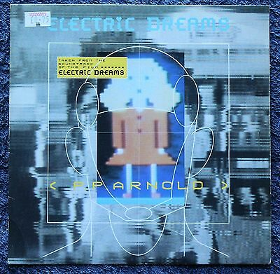 "P P ARNOLD ELECTRIC DREAMS Electronic Synth-pop 1980s 7 "" INCH 45RPM"