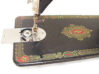 Antique 1920  Singer model 66 Red Eye Sewing Machine Treadle Head  (H)