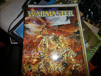 Warmaster Rules