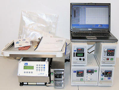 GE Wave Biotech Fermenter Fermentor Bioreactor System 2/10EH Perfusion Load Cell
