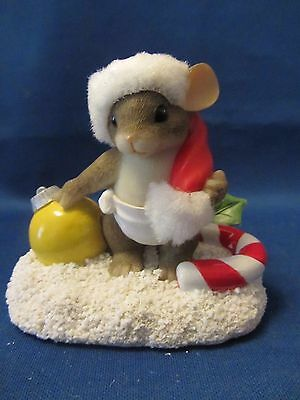 Charming Tails, Baby's First Christmas Mouse,  Fitz & Floyd, Dean Griff  87/115