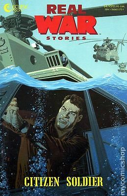 Real War Stories (1987-1991) #2 FN