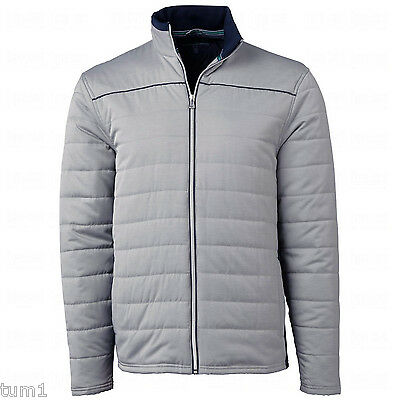 Tommy Hilfiger Golf Men's Cordell Quilted Baffle Jacket # XL