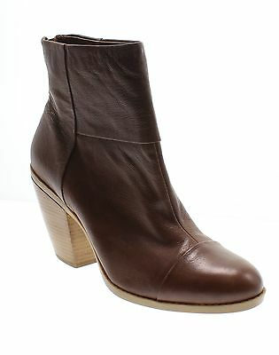 Bandolino NEW Brown Women's Shoes Size 11 Fashion Ankle Leather Boots #401