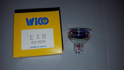 Wiko EXW Projector Lamp Bulb EXW 82v 300w New Old Stock