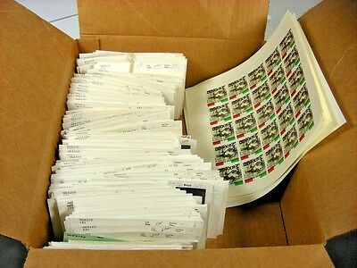 MEXICO, 1000's of Mint/Used Stamps in stock cards