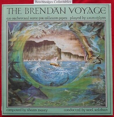 The Brendan Voyage Liam O'Flynn And Orchestra LP