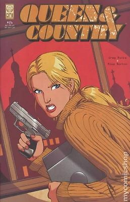 Queen and Country (2001) #26 VF