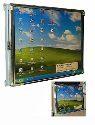 "43 cm 17"" TFT-DISPLAY MONITOR DAUERNUTZUNG INDUSTRY ChiMei 170E1-T3 WAND-VERSION"