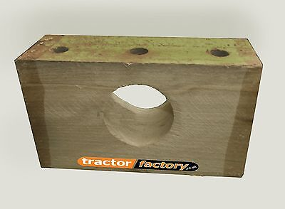 Grays Wooden Roller Block Bearing (Manufactured From Uk Oak)