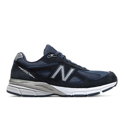 New Balance New In Box Mens M990Nv4 Navy Size 15(D) Medium Made In The Usa $170+