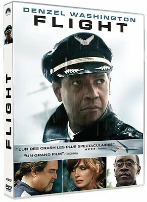 DVD *** FLIGHT *** avec Denzel Washington ( neuf sous blister )