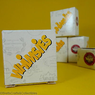 Wade Whimsies - Original Storage Boxes for most Whimsies - (5 Boxes per Package)