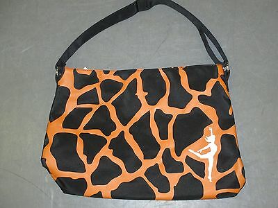 Wild Ones Giraffe Large Tote Bag by Horizon Dance ~ CLEARANCE ~ # 1032