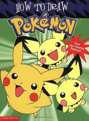 How to Draw Pokemon (How to Draw) - Paperback NEW West, Tracey 2015-11-03