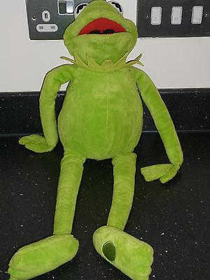 Kermit The Frog From Disney Store Original Toy Very Rare