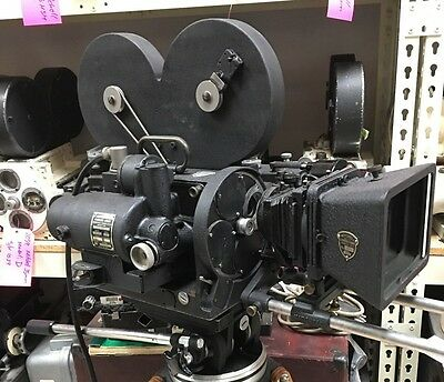 MITCHELL Professional 16mm Motion Picture Camera System Clean L@@K