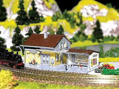 Faller Z scale Wayside Train Station 282706