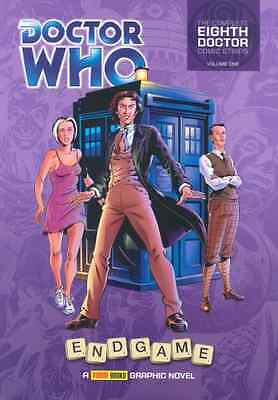 Doctor Who - End Game (Complete Eighth Doctor Comic Str - Paperback NEW Geraghty