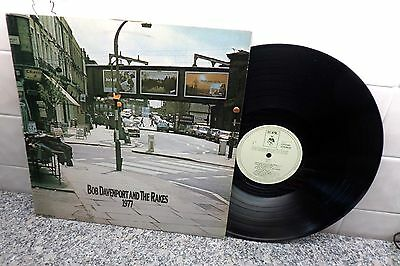 "Bob Davenport And The Rakes 1977 ""  Near Mint  1977 Topic Vinyl  Lp"