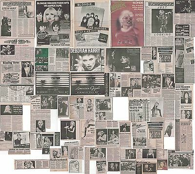 BLONDIE : CUTTINGS COLLECTION -70s 80s-