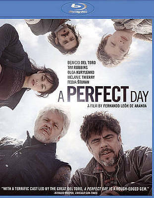 A Perfect Day (Blu-ray Disc, 2016)