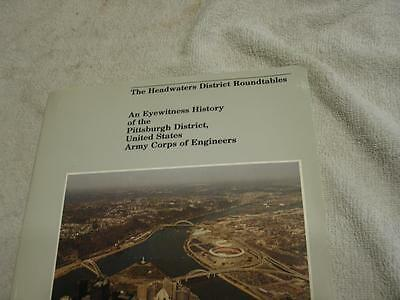 History of Pitsburgh district  Army  corps of engineers