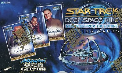 Star Trek DEEP SPACE 9 MEMORIES FROM THE FUTURE - Sealed Box