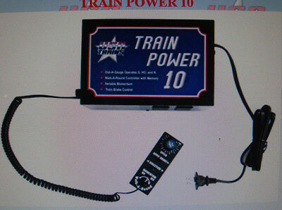 USA Trains 10 Amp Walk-Around Power Pack For ALL Scales   NEW