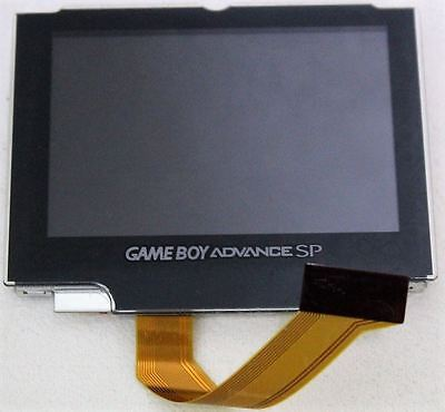 GAMEBOY AGS-101 OEM Advance SP Display Colour Replacement Backlit LCD Screen