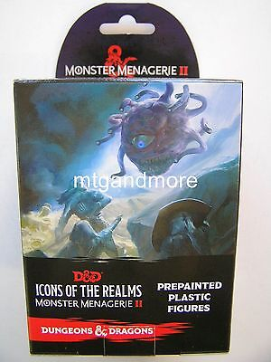 Dungeons&Dragons Miniatures Set 6: Monster Menagerie II - Booster Pack