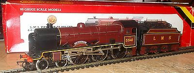 Hornby OO R357 4-6-0 LMS Patriot Class Locomotive 5541 Duke of Sutherland Maroon