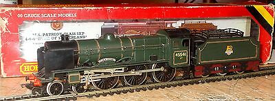 Hornby OO 4-6-0 LMS Patriot Class Locomotive 45541 Duke of Sutherland BR Green