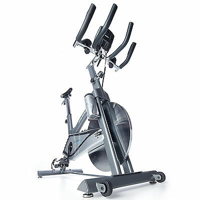 Skandika Triathlon Pro Indoor Cycle  Speed-Fitness-Bike Neu