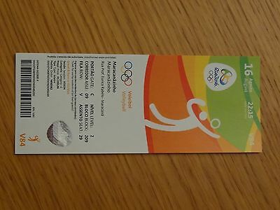 Rio 2016 Olympic Ticket - Volleyball V84 - 16th August