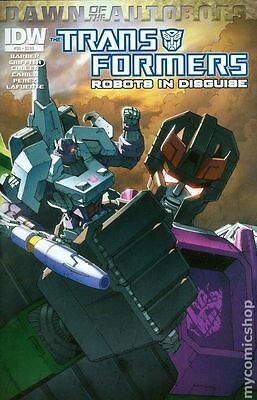 Transformers (2012 IDW) Robots In Disguise #30 NM